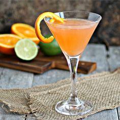 Springtime Martini #happyhour #martini