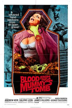 Blood From The Mummy´s Tomb, 1971
