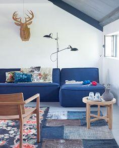 Inspiratie woonkamer on Pinterest  Interieur, Van and Met