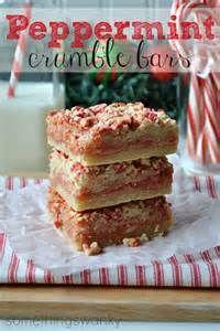 ... Crumble Bars #christmas #dessert