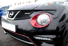 Nissan Juke Bumper Main Head Light Surround Trim New Genuine BLACK KE6101K260BK…