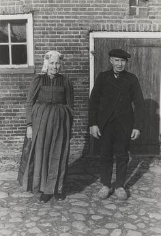 Echtpaar Wolbers uit Orvelte