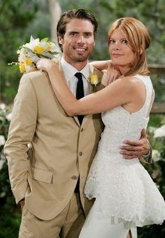 The Young and the Restless Photos: Nick and Phyllis on CBS.com