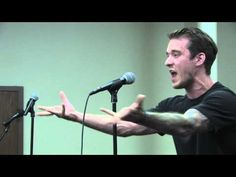 "▶ Michael Lee - ""The Addict, a Magician"" (Rustbelt 2013) - YouTube"