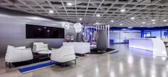 Cornerstone OnDemand  Headquarters by S.K.I.N Design Studio, Los Angeles – California office