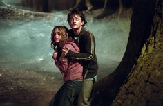 """""""Poor Professor Lupin is having a really tough night!"""" - Harry  Hermione & Harry  (Harry Potter and the Prisoner of Azkaban)"""