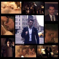 David Gandy Goodnight collage
