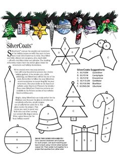 1000+ images about Christmas on Pinterest | Ornaments, Christmas ...