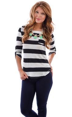 Get Stripe To It Top shopbelleboutique.com
