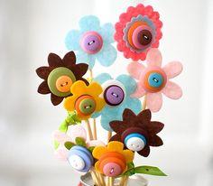 botões decorativos - Pesquisa Google
