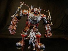 custom action figures - Bing Imágenes. Steampunk Iron Man Custom Action Figure Iron Man Action Figures, Custom Action Figures, Victorian Goth, Gothic, Crazy Toys, Literary Genre, Iron Man Suit, Post Apocalyptic, Various Artists