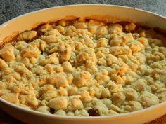 Rezept Apfel-Crumble von moorhexe68 - Rezept der Kategorie Desserts