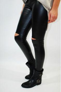 Colanti Rider 75 lei Leather Pants, Fashion, Leather Jogger Pants, Moda, Fashion Styles, Lederhosen, Leather Leggings, Fashion Illustrations