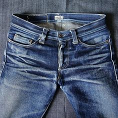 32oz Naked and Famous Denim ⓀⒾⓃⒼⓈⓉⓊⒹⒾⓄⓌⓄⓇⓀⓈ