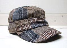 「パッチワーク 帽子」の画像検索結果