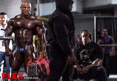 2013 Mr. Olympia Final Look - Part I