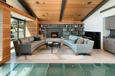 Mid-Century Style Home-Abramson Teiger Architects-18-1 Kindesign