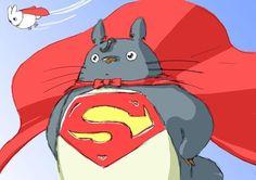 totoro-superman.jpg (736×520)