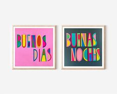 SPANISH GLICÉE PRINTS - TAPESTRIES - WALL LIGHTS – And so to Shop Kids Bedroom, Bedroom Decor, Saturated Color, Tapestries, Wall Tapestry, Spanish, Wall Lights, Clouds, Paper