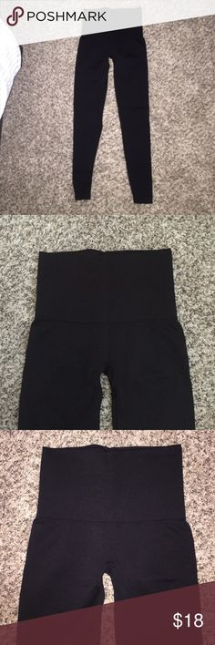 Spanx control top leggings Brand new. Assets by spanx leggings Assets by spanx Pants Leggings