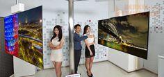 LG, IFA 2015 kapsmaında ilginç bir TV tanıtımıyla karşımıza çıktı. Dünyanın ilk çift OLED ekranlı TV'sini tanıttı.