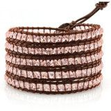 Just purchased this Rose Crystals on Brown | Victoria Emerson bracelet- can't wait to get it in the mail!!!