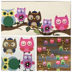 The perfect bulletin board materials to welcome your new group of students. Owls are made individually from cardstock and you can laminate them so that you can add names to them. The grade can be chan