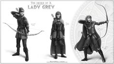 Awesome Series of Medieval X-Men Character Art — GeekTyrant