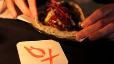 Cult pop-up Mexican taquería, La Lupita, has now moved from its quirky warehouse venue out in Canterbury into the The Basement, Sydney. Canterbury, Warehouse, Sydney, Basement, Mexican, Ethnic Recipes, Food, Magnifying Glass, Root Cellar
