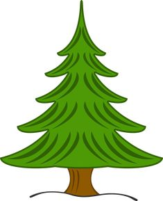 Pine Trees Pines Art Parts Photograph Royalty Free Clipart - Free ...