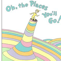 Best Children's Book Ever! Great book to read at a high school graduation!