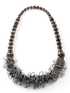 Alison Macleod Jewellery Fragments Necklace 2010