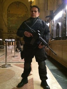 "Kevin Chapman en Twitter: ""Look out Samaritan , THE FUSCO is NOW ON TEAM MACHINE, and he is bringing HELL with Him!"