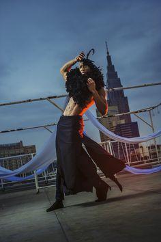 ALEX: A Dancer A Model by Yanzhou Bao, via Behance