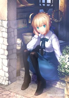 Saber [Fate/Stay Night]