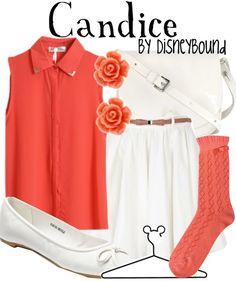 Candice by disneybound