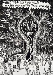 Olivia Clavel - L'arbre de Vie 2013