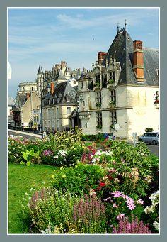 Amboise, Vallée de la Loire, France