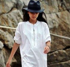 NWT ZARA STUDIO ZIP DRESS LOOSE FIT SS14 White SIZE XS #ZARA #Casual