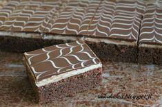 Tarun Taikakakut: Kinder-piirakka / Suklaa-piirakka Baking Recipes, Cake Recipes, Dessert Recipes, Desserts, Baking Ideas, A Food, Food And Drink, Chocolate Recipes, Baked Goods