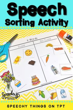 Speech therapy activities and phonological awareness activties all rolled into one for teaching kids! Articulation activities have never been more engaging or versatile.