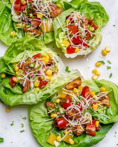 Try these Chicken Taco Lettuce Wraps for Clean Eating in a Flash! Try these Chicken Taco Lettuce Wraps for Clean Eating in a Flash! Clean Eating Kids, Clean Eating Snacks, Healthy Eating, Clean Foods, Homemade Taco Seasoning, Homemade Tacos, Chicken Lettuce Wraps, Chicken Tacos, Clean Recipes