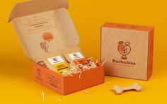 The Barkables is a subscription box service which provides healthy treats for…