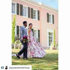 #Repost @joyceconnormua with @repostapp Love never looked so good such a lovely shoot with a charming Groom looking extra hot in our bespoke design #Keye Happy Wedding Wednesday! I have some supremely beautiful romantic wedding inspiration on the blog for you today just in time for Valentines day ! @cecelinaphotography styling: @alwaysandriweddings gorgeous pink venue: #bignorpark Epic floral dress @wendymakinbridal via @morgan_davies_bridal suit: @indivisualfashion blooms: @blueskyflowers…