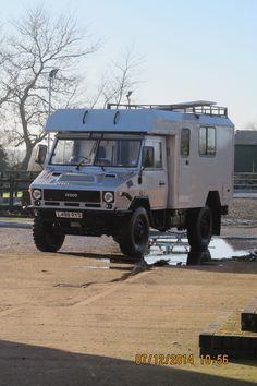 Iveco 40/10 WM 4x4 Expedition Camper   eBay
