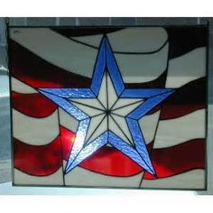 red white and blue stained glass - Bing Images