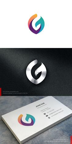 [would that be pointy G or 6 variations? pointing DOWN to represent movement D. G Logo Design, Modern Logo Design, Logo Design Template, Logo Design Simple, Business Logo, Business Card Design, Simple Business Cards, Best Business Cards, Wine Logo