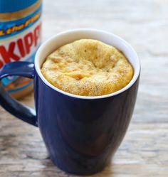 Flourless Peanut Butter Mug Cake. Flourless Peanut Butter Mug Cake. Just 4 Ingredients! Flourless Peanut Butter Cake, Peanut Butter Mug Cakes, Gluten Free Peanut Butter, Flourless Cake, Cookie Butter, Low Carb Desserts, Gluten Free Desserts, Low Carb Recipes, Cooking Recipes