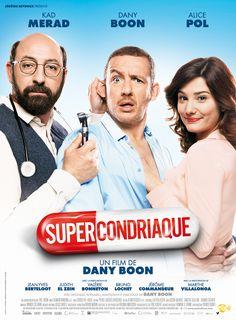 Supercondriaque: l'humour très contagieux de Dany Boon ! à l'affiche cette semaine