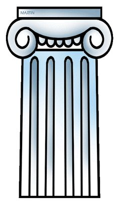 Ancient Greek Columns for Kids and Teachers - Ancient Greece for Kids